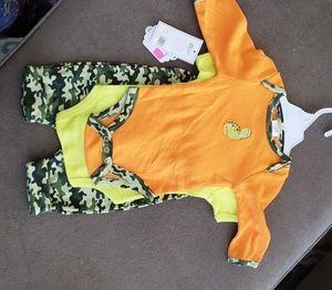 Baby Gear Matching Sets - Baby boys Dino set